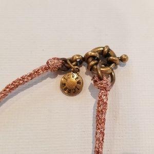 J. Crew Jewelry - J Crew Metallic Rope Necklace